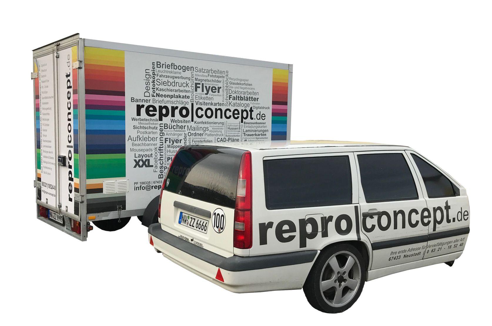 repro|concept.de - Beklebung